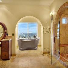 Luxury Residence Master Bathroom